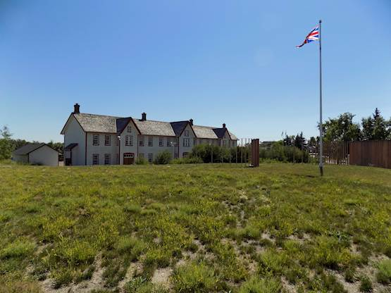 Fort Calgary Expansion and Restoration
