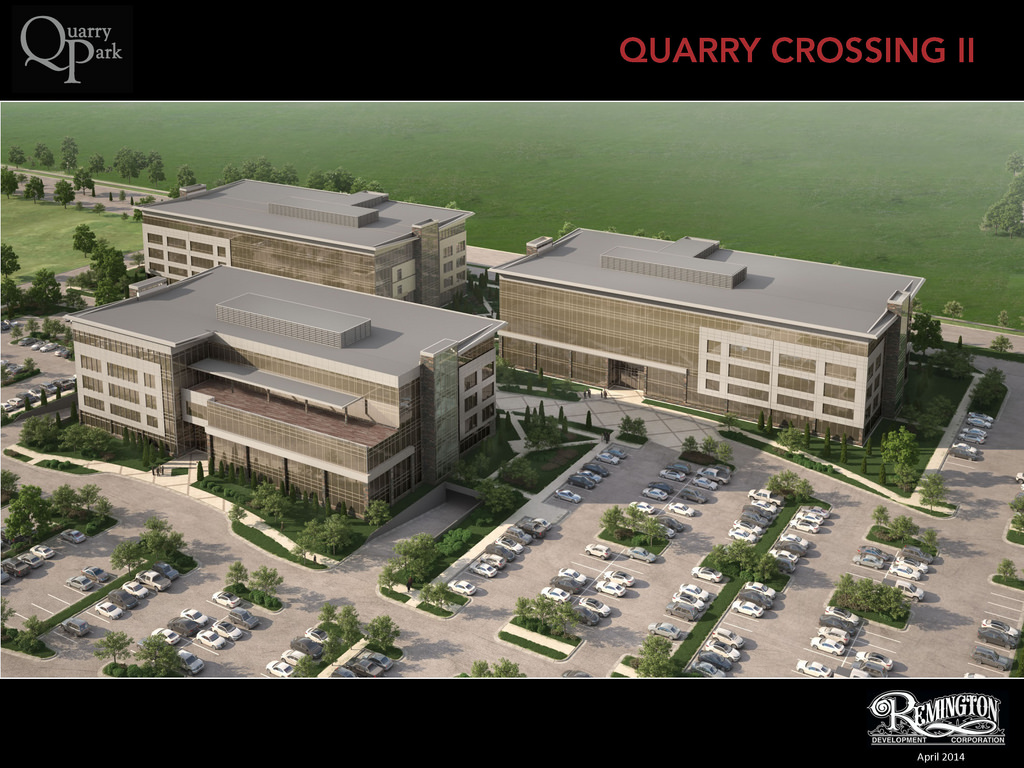 Quarry Crossing II Office Building