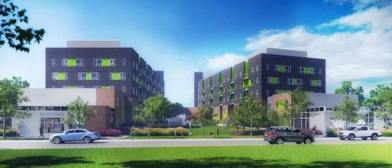 Londonderry Affordable Housing Redevelopment