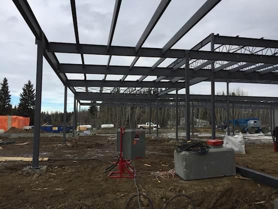 Ardrossan Elementary School - Alberta Major Projects
