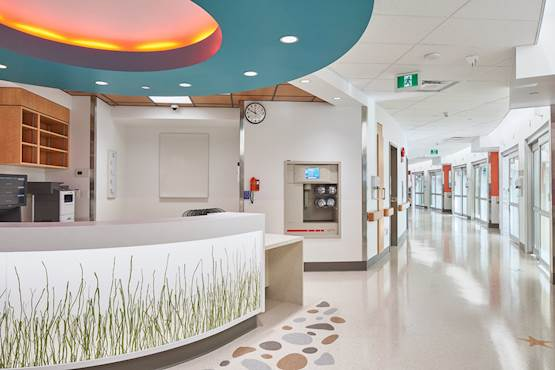 Stollery Children's Hospital Pediatric Critical Care Redevelopment