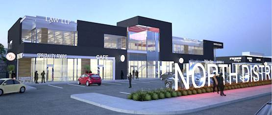 North District Commercial Development