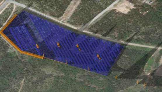 Fort Chipewyan Solar Farm