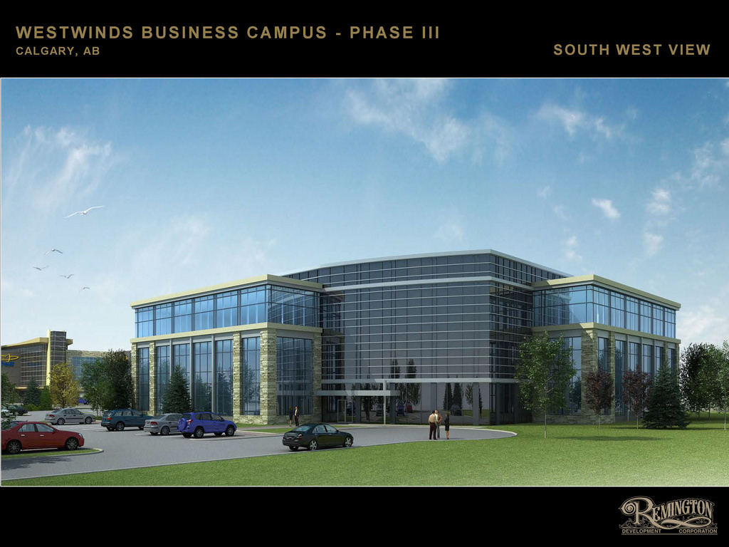 Westwinds Business Park Phase 3
