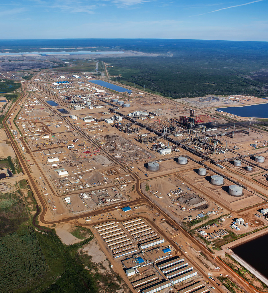 Horizon Oil Sands Project Phases 2A, 2B and 3 - Alberta